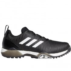 adidas CodeChaos Golf Shoes Core Black / White / Solid Grey EE9104