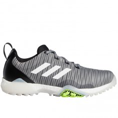 adidas CodeChaos Golf Shoes Grey Three / Cloud White / Core Black EE9103