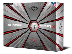 Callaway Chrome Soft X Golf Balls 2018