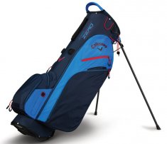 Callaway Fusion Zero stand bag Navy/Royal/Red