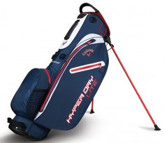Callaway Hyper Dry Lite Stand Bag Navy/ White/ Red