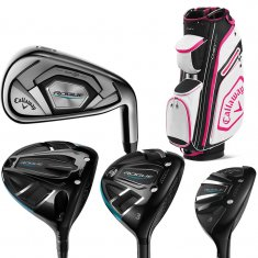 Callaway Rogue Ladies Package Set With FREE GOLF BAG