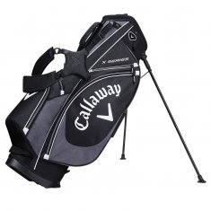 Callaway X Series Stand Bag Black/Charcoal/White 2017 Model