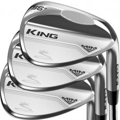 Cobra King MIM Wedge 3 for 2 Deal