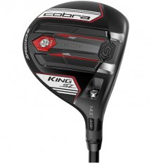 Cobra King Speedzone Fairway Black/White
