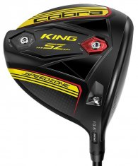 Cobra King Speedzone Driver Black/Yellow