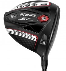 Cobra King Speedzone Driver Black/White