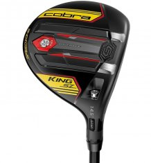 Cobra King Speedzone Fairway Black/Yellow