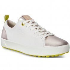 ECCO Casual Soft Ladies Golf Shoes White
