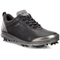 ECCO BIOM G2 Ladies Black/ Buffed Silver