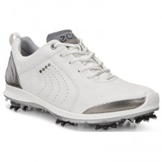 ECCO BIOM G2 Ladies White/ Buffed Silver