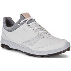 ECCO BIOM Hybrid 3 ladies golf shoes White/ Black