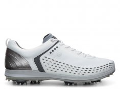 ECCO BIOM G2 Golf Shoes White/Dark Shadow