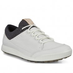 ECCO M Street Retro Golf Shoes White