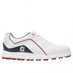 FootJoy Junior Pro SL White/Navy/Red 45028