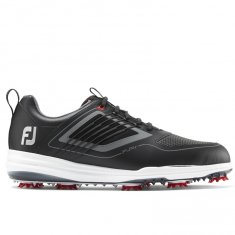 FootJoy Fury Golf Shoes Black/Red 51103