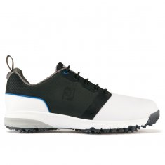 FootJoy Contour Fit White/Black 54153