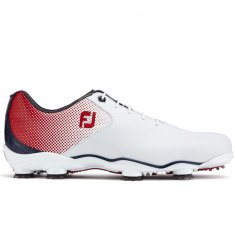FootJoy DNA Helix White/Red/Blue 53317