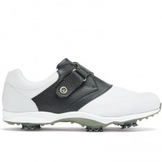FootJoy emBODY Ladies Golf Shoes White/ Navy Velcro 96115