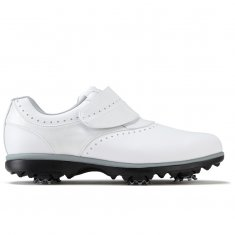 FootJoy eMerge Ladies Shoes White Velcro 93915