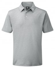 Footjoy Stretch Pique Shirt Grey