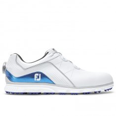 FootJoy Pro SL White/Blue BOA 53274 2019 Model