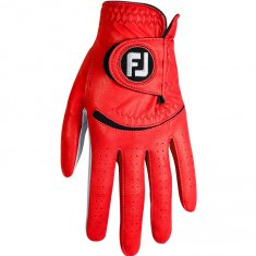 Footjoy Spectrum Glove Red