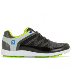 FootJoy Sport SL Ladies Golf Shoes Charcoal/ Lime 98030