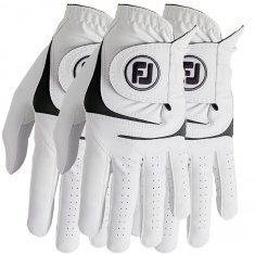 FootJoy WeatherSof Mens Glove 3 Pack