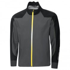 Galvin Green Achilles C-Knit Jacket Iron grey/ Black/ Yellow