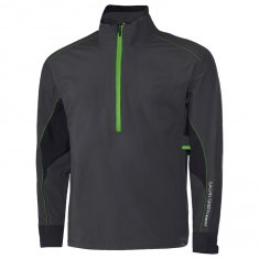 Galvin Green Aden C-Knit Jacket Iron Grey/ Black/ Fore Green