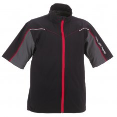 Galvin Green Air Jacket Black/Gun Metal/Electric Red