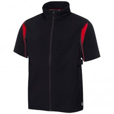 Galvin Green Ali Jacket Black/ Iron Grey/ Red