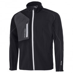 Galvin Green Angelo Jacket Black/ Iron Grey/ White