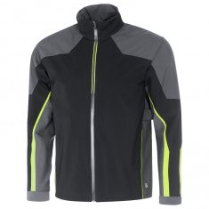Galvin Green Arrow Jacket Black/Iron Grey/Apple
