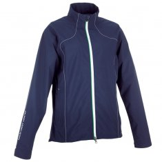 Galvin Green Ava Jacket Midnight Blue/ White