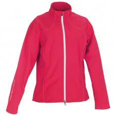Galvin Green Ava Jacket Raspberry/ White