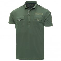 Galvin Green Edge Colonel Shirt Green