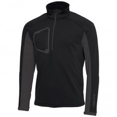 Galvin Green Diego Pullover Black/ Iron Grey