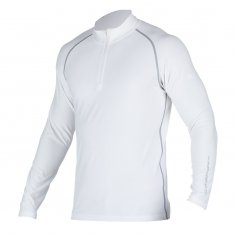 Galvin Green Edison Thermal Zip Up Top White