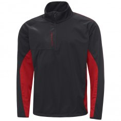 Galvin Green Lincoln Jacket Black/ Red
