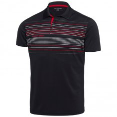 Galvin Green Mateo Shirt Black/ Red/ Snow
