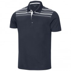 Galvin Green Melwin Polo Shirt Navy/ White/ Blue
