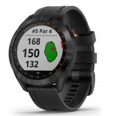 Garmin Approach S40 Black Stainless Steel