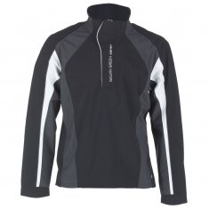 Galvin Green Addison Jacket Black/Iron Grey/White