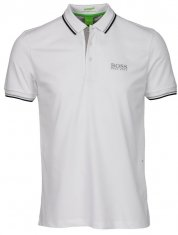 Hugo Boss Paddy Pro White Polo Shirt