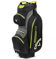 Callaway Hyper Dry 15 Cart Bag Black/Yellow
