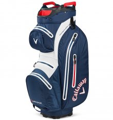 Callaway Hyper Dry 15 Cart Bag Navy/White