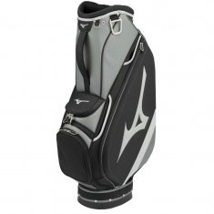 Mizuno Tour Cart Bag (Black/Grey)