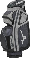 Mizuno BR-D4 Cart Bag Grey/ Black